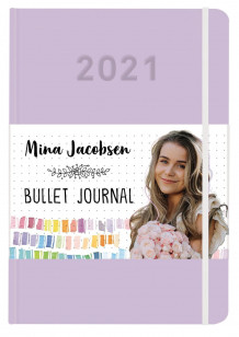 Mina Jacobsen. Bullet journal 2021 av Mina Jacobsen (Dagbok)