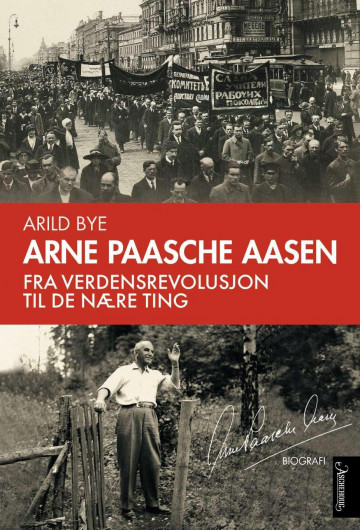 Bilde av Arne Paasche Aasen