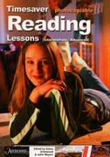 Omslag - Timesaver reading lessons (intermediate/advanced)