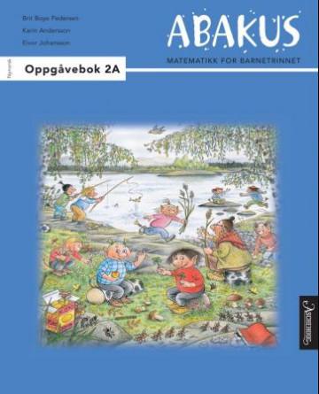 Abakus Karin Andersson {TYPE#Heftet}