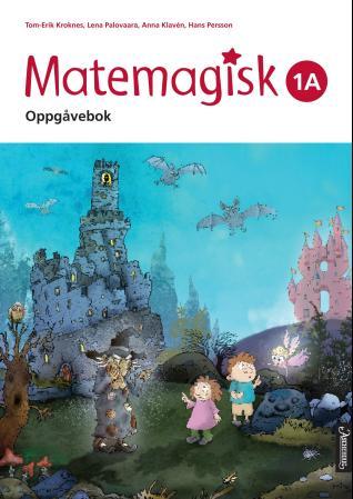 Bilde av Matemagisk 1a