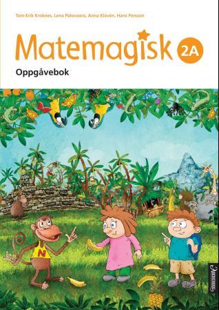 Bilde av Matemagisk 2a