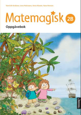 Bilde av Matemagisk 2b