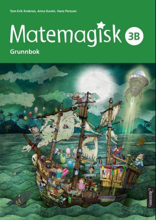 Bilde av Matemagisk 3b