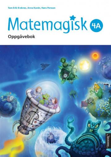 Bilde av Matemagisk 4a