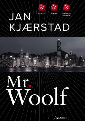 Bilde av bokomslaget til 'Mr. Woolf'
