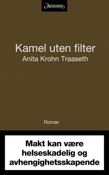 Bilde av bokomslaget til 'Kamel uten filter'
