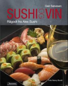 Sushi og vin..