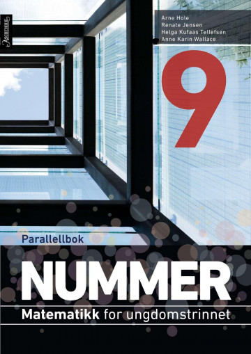 Bilde av Nummer 9 - Parallellbok