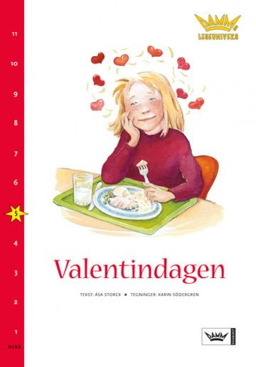 Bilde av Damms Leseunivers 1: Valentindagen