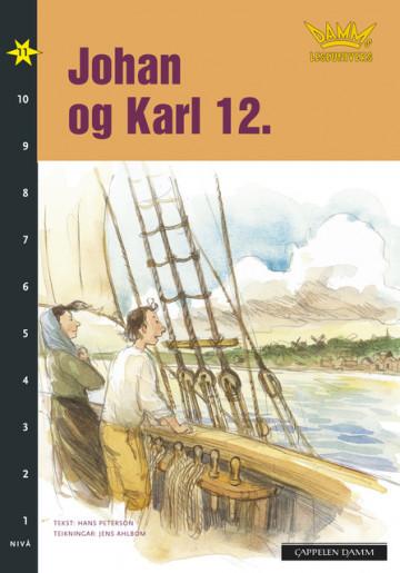 Damms leseunivers 1: Johan og Karl 12. Hans Peterson {TYPE#Heftet}