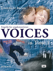 Voices in Time 1 8. klasse Textbook nyn av Lisbeth M. Brevik (Innbundet)