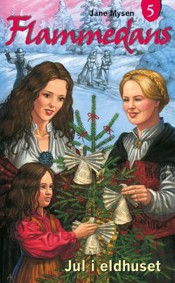 Jul i eldhuset Jane Mysen {TYPE#Heftet}