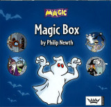 Omslag - The Magic Box - Text CD
