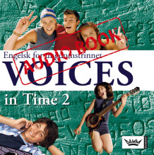 Voices in Time 2 9. klasse Double text CD av Lisbeth M. Brevik (Lydbok-CD)
