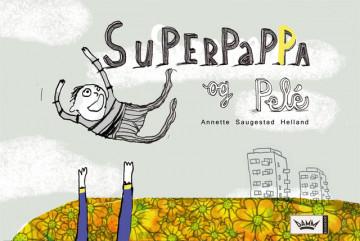 Bilde av Superpappa Og Pelè