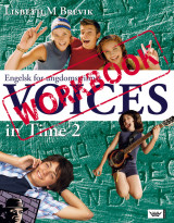 Omslag - Voices in Time 2 9. klasse Workbook