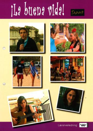 Bilde av Tapas-la Buena Vida-lærerveil