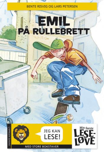 Bilde av Emil På Rullebrett