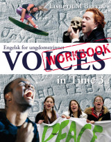 Omslag - Voices in Time 3 10. klasse Workbook