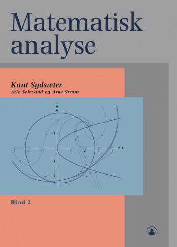 Bilde av Matematisk Analyse. Bd. 2