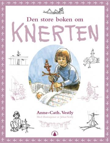 Bilde av Den Store Boken Om Knerten