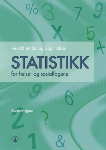 Bilde av Statistikk For Helse- Og Sosialfagene