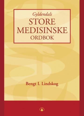 Bilde av Gyldendals Store Medisinske Ordbok