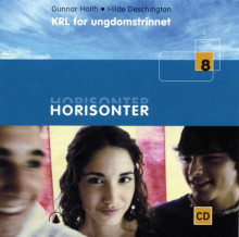 Horisonter 8 av Gunnar Holth og Hilde Deschington (Lydbok-CD)