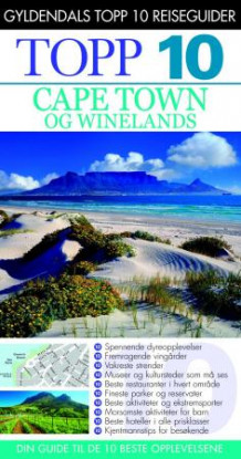 Cape Town og Winelands av Philip Briggs (Heftet)