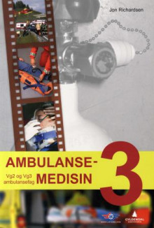 Ambulansemedisin 3 av Jon Richardsen (Heftet)