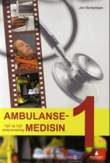 Omslag - Ambulansemedisin 1