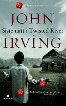 Siste natt i Twisted River av John Irving (Heftet)