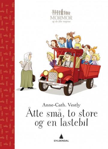 Bilde av Åtte Små, To Store Og En Lastebil