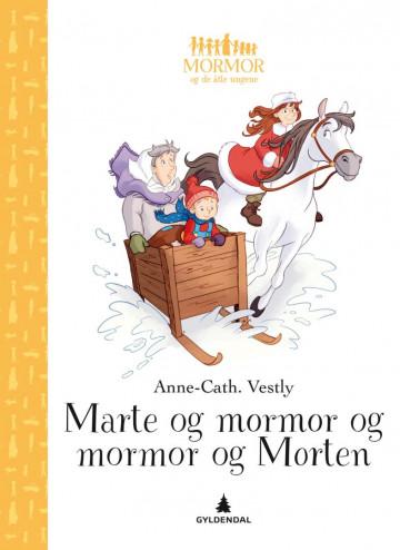 Bilde av Marte Og Mormor Og Mormor Og Morten