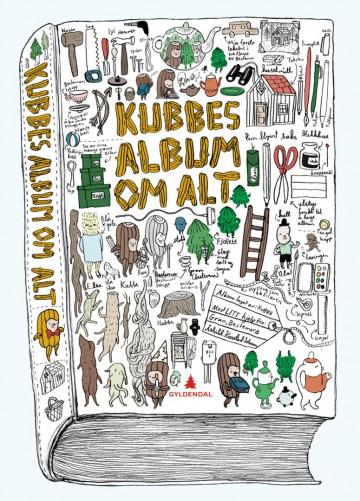 Bilde av Kubbes Album Om Alt