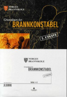 Grunnkurs for brannkonstabel (Heftet)