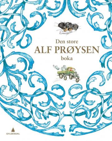 Bilde av Den Store Alf Prøysen Boka