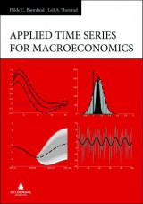 Omslag - Applied time series for macroeconomics