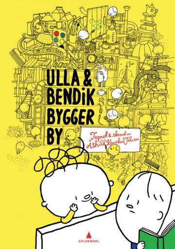 Bilde av Ulla & Bendik Bygger By