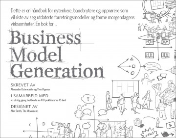 Bilde av Business Model Generation
