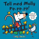 Omslag - Tell med Molly