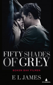 Fifty shades of grey av E.L. James (Heftet)