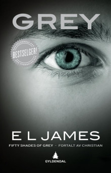 Grey av E.L. James (Heftet)