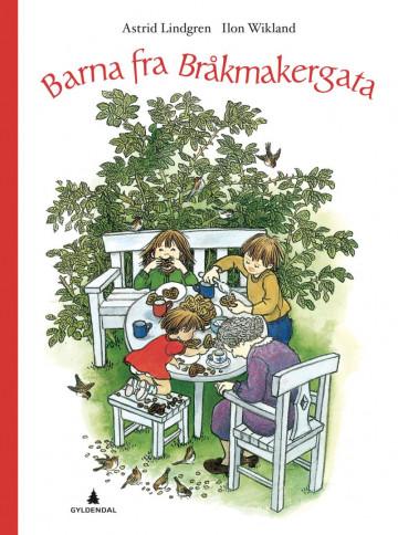 Bilde av Barna Fra Bråkmakergata