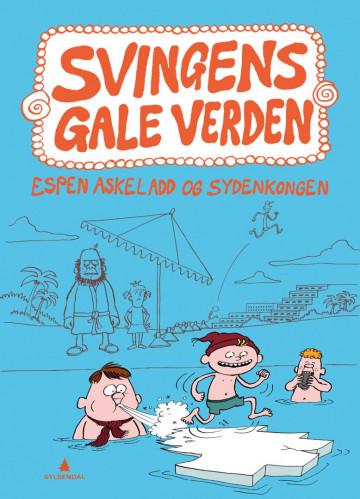 Bilde av Espen Askeladd Og Sydenkongen