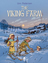 Omslag - The viking farm