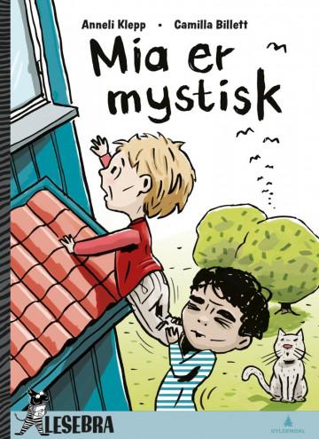 Bilde av Mia Er Mystisk