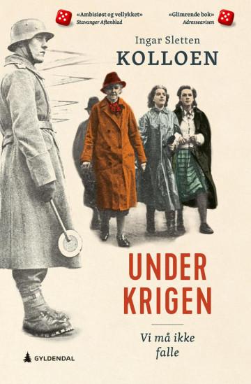 Bilde av bokomslaget til 'Under krigen'