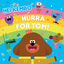 Hurra for Tom! av Jenny Landreth (Kartonert)